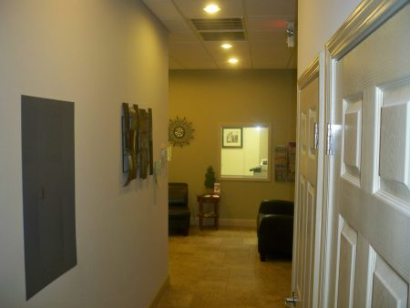 Interior View Sunview Office Suites Ft. Mill SC